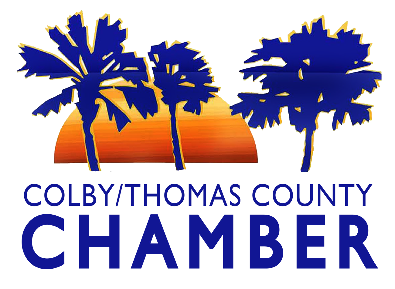 Colby/Thomas County Chamber of Commerce Logo